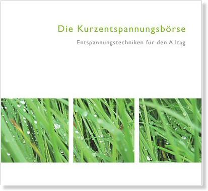 CD-Cover : Die Kurzentspannungsbörse